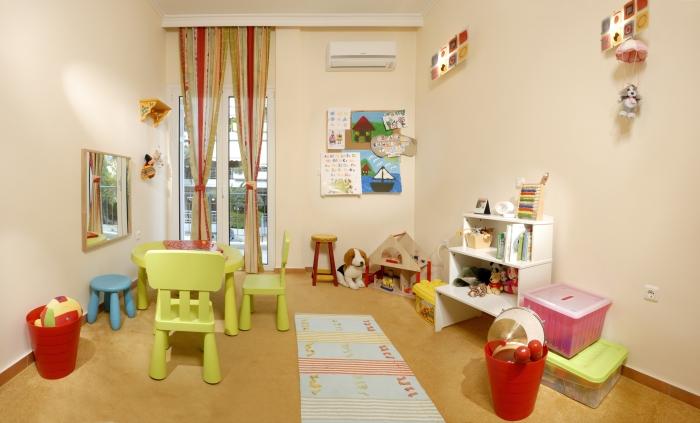 ψυχοθεραπεία παιδιών